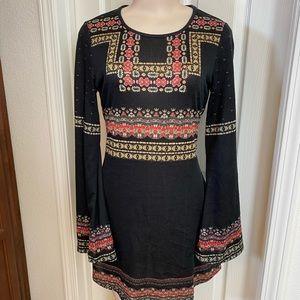 Alya Black  Dress